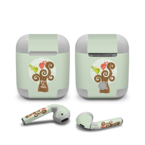 Two Little Birds Apple AirPods Skin