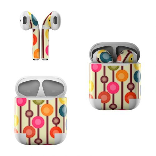 Mocha Chocca Apple AirPods Skin