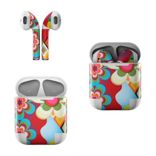 Mosaic Apple AirPods Skin