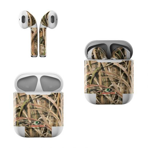 Shadow Grass Blades Apple AirPods Skin