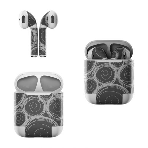 My Spiral Apple AirPods Skin