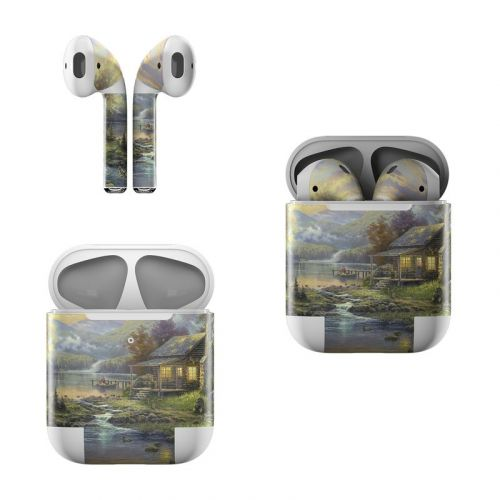 Natures Paradise Apple AirPods Skin