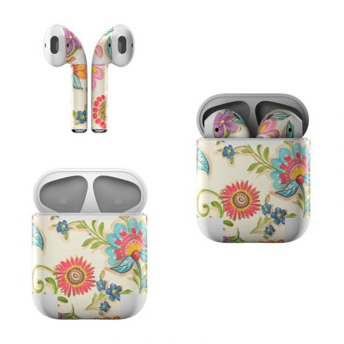 Olivia's Garden Apple AirPods Skin