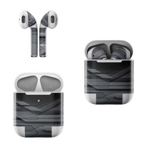 Plated Apple AirPods Skin