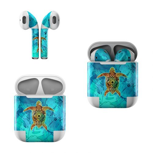 Sacred Honu Apple AirPods Skin