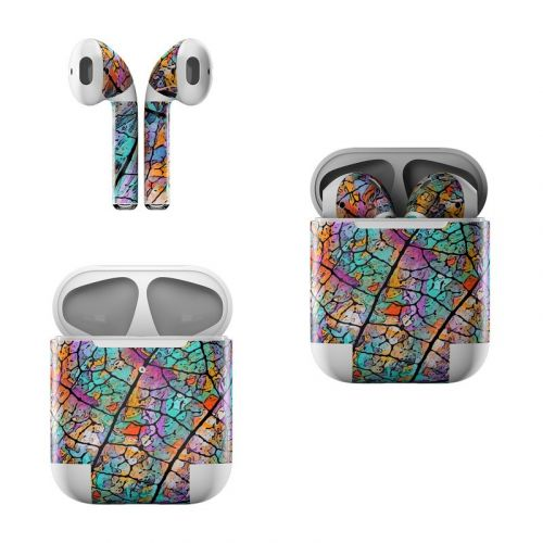 Stained Aspen Apple AirPods Skin