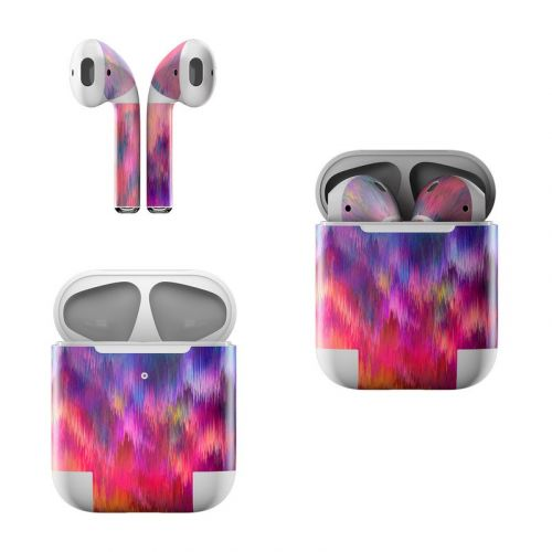 Sunset Storm Apple AirPods Skin