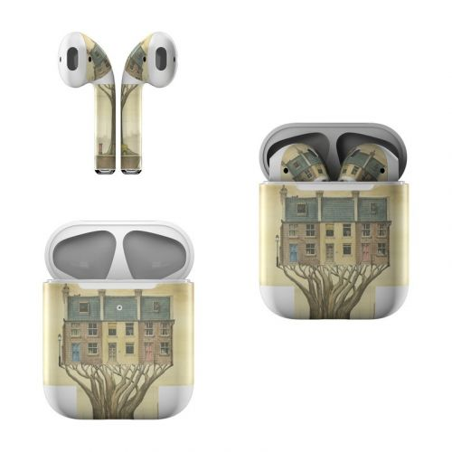 Terraced Houses Apple AirPods Skin