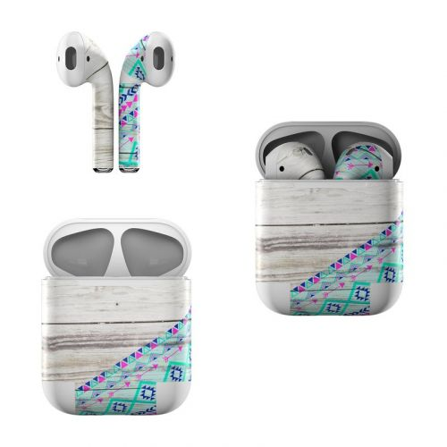 Traveler Apple AirPods Skin