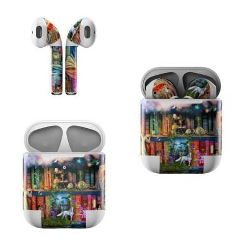 Treasure Hunt Apple AirPods Skin