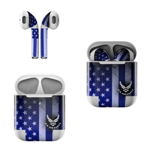 USAF Flag Apple AirPods Skin