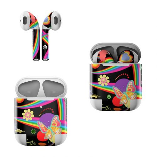 Wonderland Apple AirPods Skin