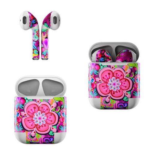 Woodstock Apple AirPods Skin