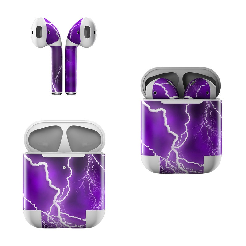 Apocalypse Violet Apple AirPods Skin
