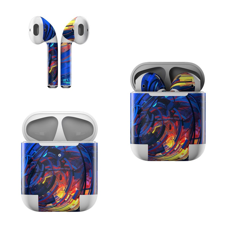 Clockwork Apple AirPods Skin