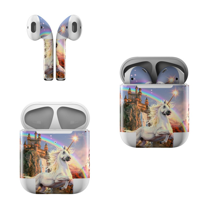 Evening Star Apple AirPods Skin