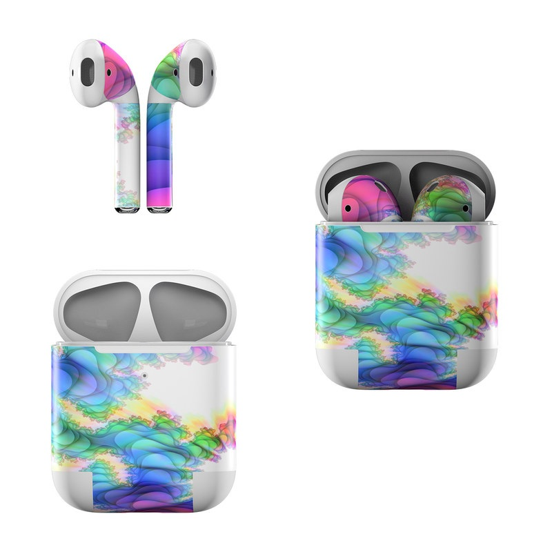 Flashback Apple AirPods Skin