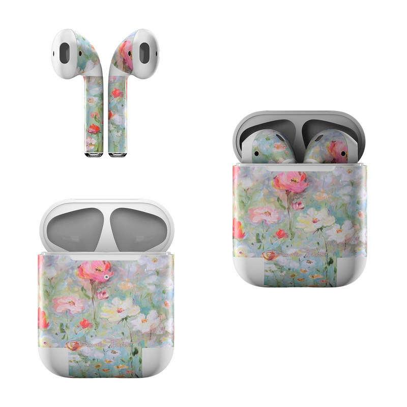 Flower Blooms Apple AirPods Skin