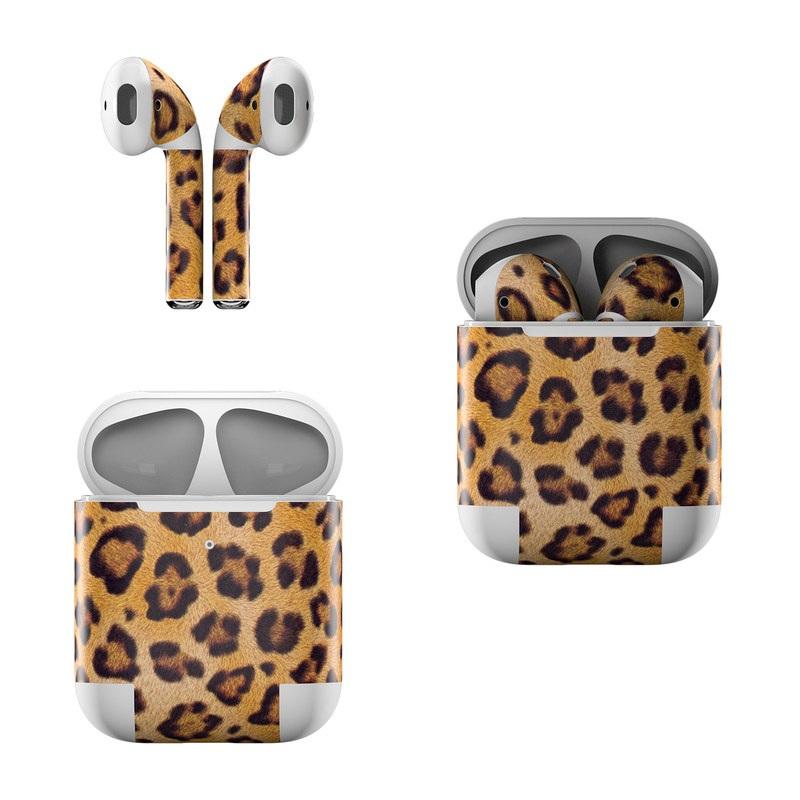 Leopard Spots Apple AirPods Skin | iStyles