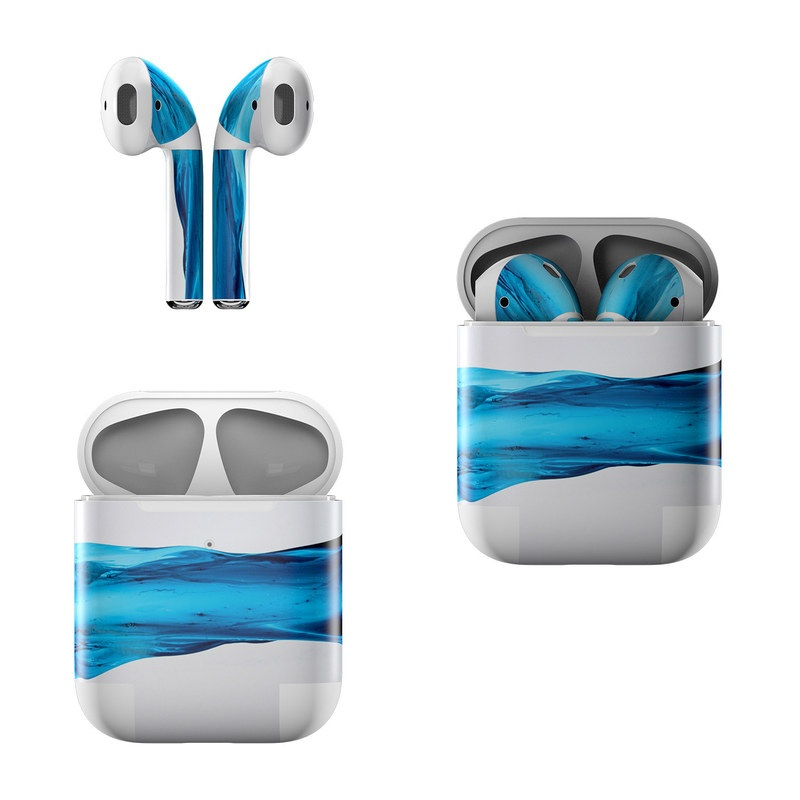 River Apple AirPods Skin