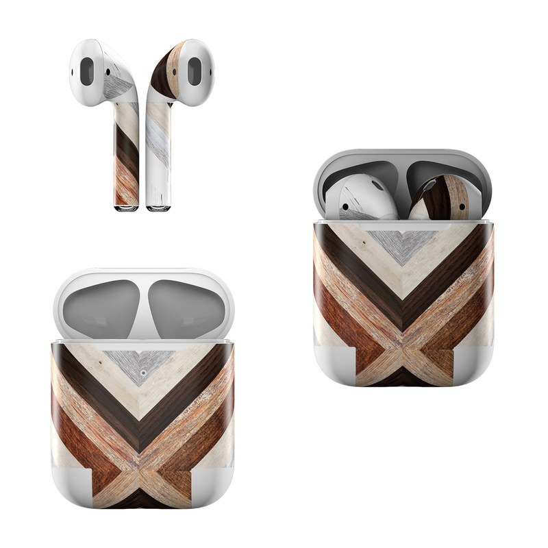 Timber Apple AirPods Skin