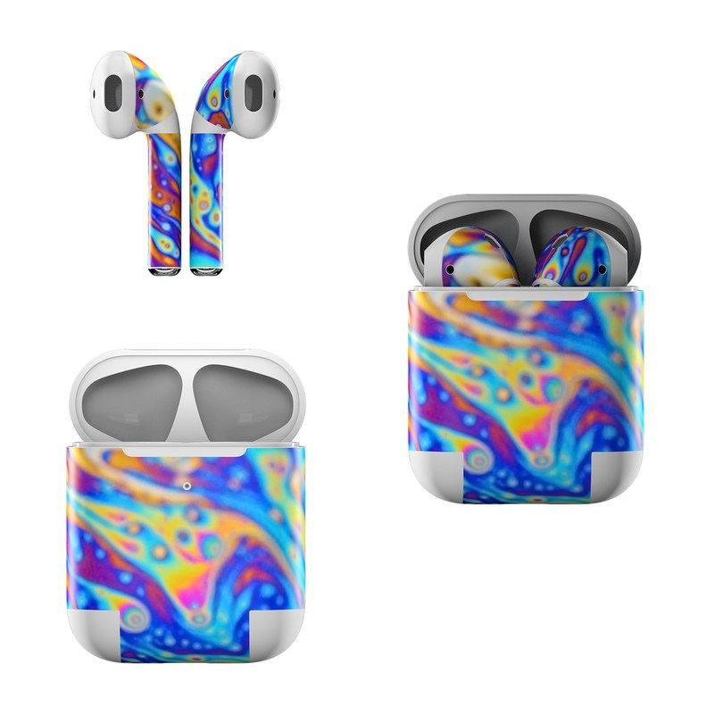 World of Soap Apple AirPods Skin