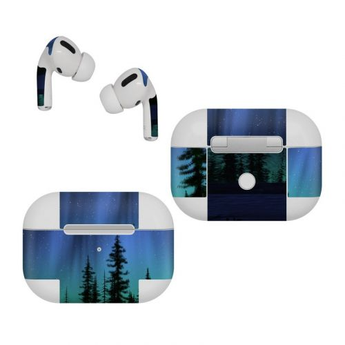 Aurora Apple AirPods Pro Skin