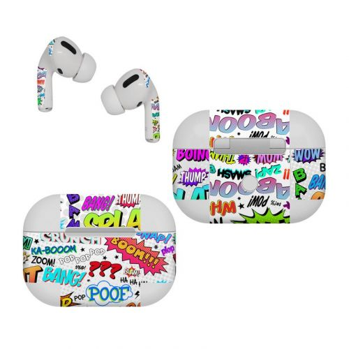 Comics Apple AirPods Pro Skin