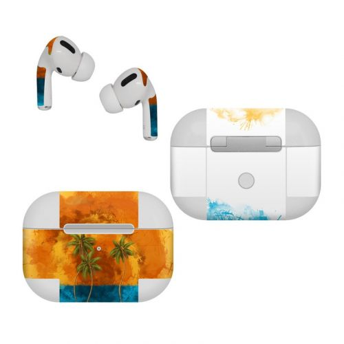 Palm Trio Apple AirPods Pro Skin