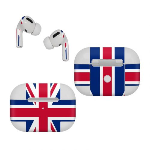 Union Jack Apple AirPods Pro Skin