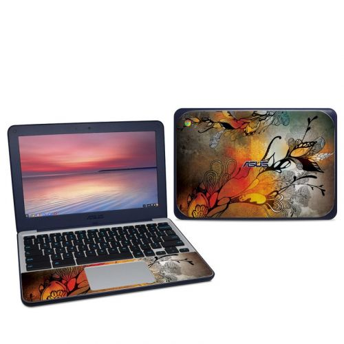 Before The Storm Asus Chromebook C202S Skin