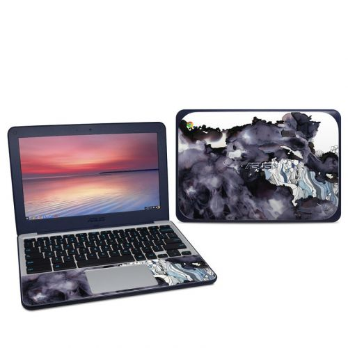 Ocean Majesty Asus Chromebook C202S Skin