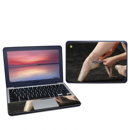 On Pointe Asus Chromebook C202S Skin