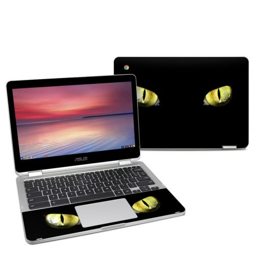 Cat Eyes Asus Chromebook Flip C302 Skin