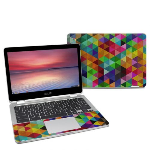 Connection Asus Chromebook Flip C302 Skin