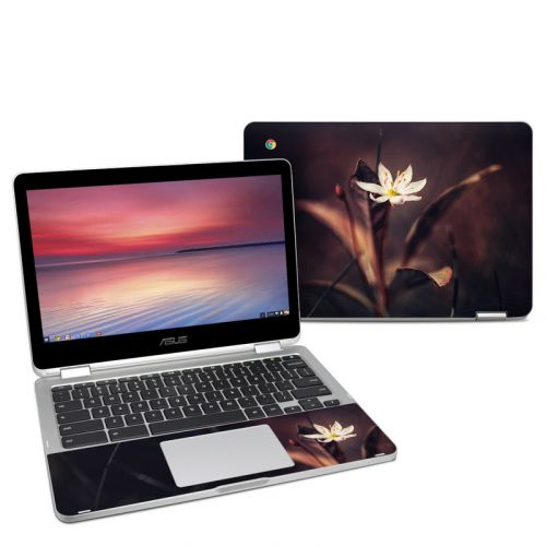 Delicate Bloom Asus Chromebook Flip C302 Skin