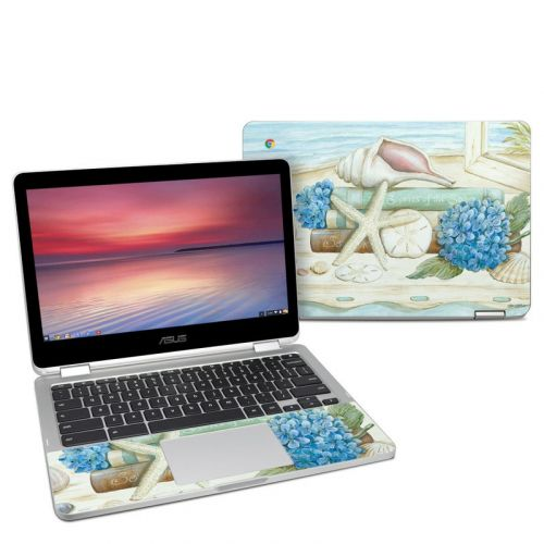 Stories of the Sea Asus Chromebook Flip C302 Skin