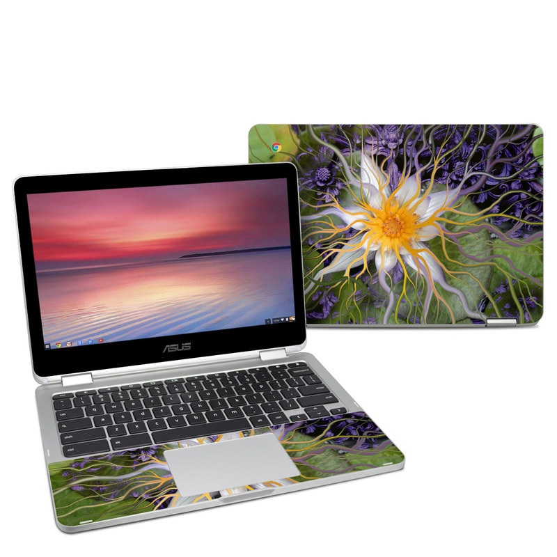 Bali Dream Flower Asus Chromebook Flip C302 Skin