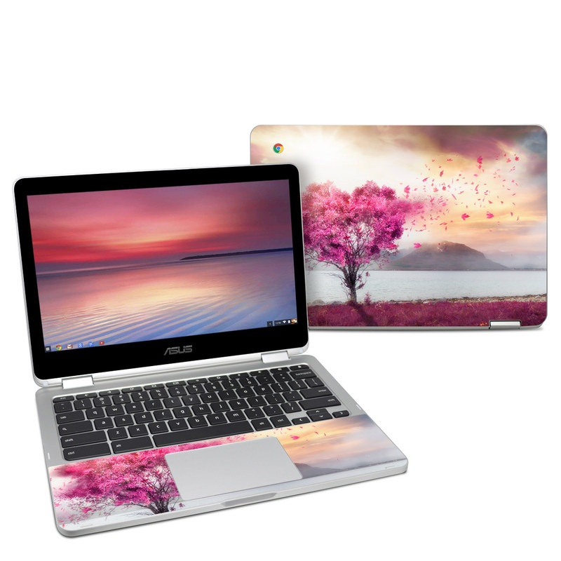 Love Tree Asus Chromebook Flip C302 Skin