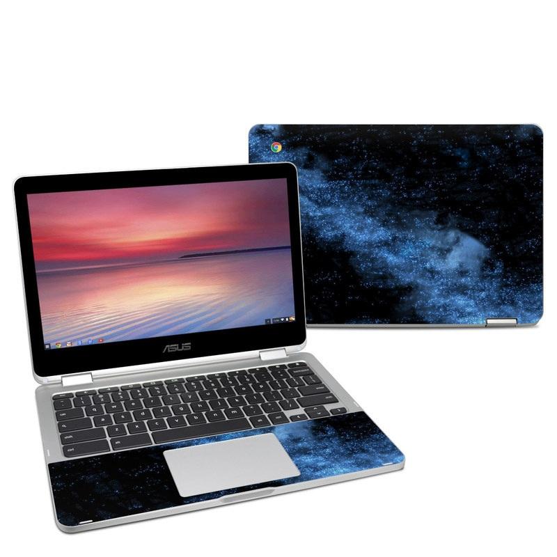 Milky Way Asus Chromebook Flip C302 Skin