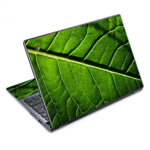 Green Leaf Acer C720 Chromebook Skin