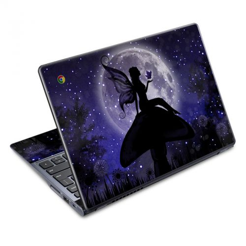 Moonlit Fairy Acer C720 Chromebook Skin