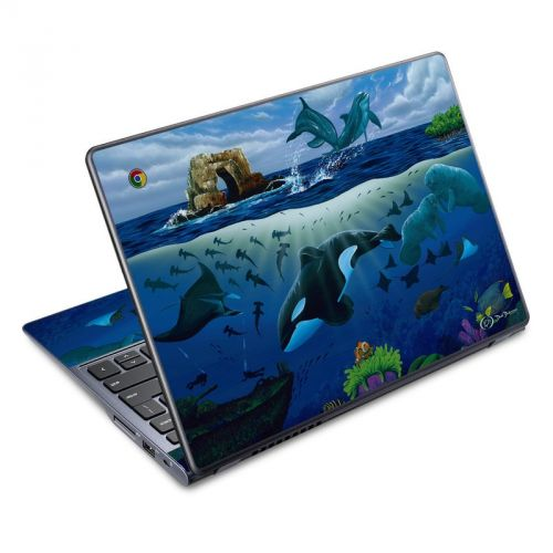 Oceans For Youth Acer C720 Chromebook Skin