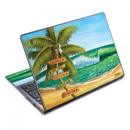 Palm Signs Acer C720 Chromebook Skin