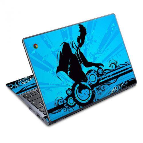 The DJ Acer C720 Chromebook Skin