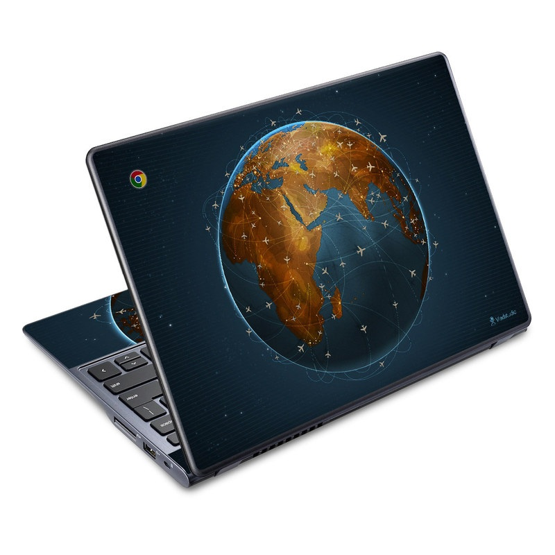 Airlines Acer C720 Chromebook Skin