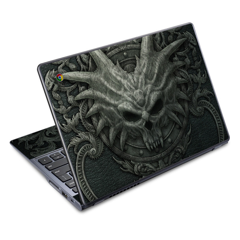 Black Book Acer C720 Chromebook Skin