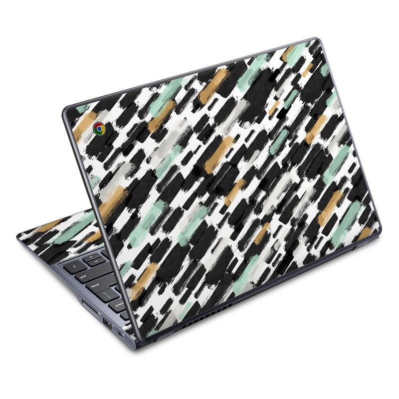 Brushin Up Acer C720 Chromebook Skin