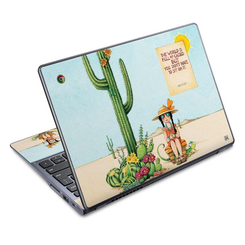 Cactus Acer C720 Chromebook Skin