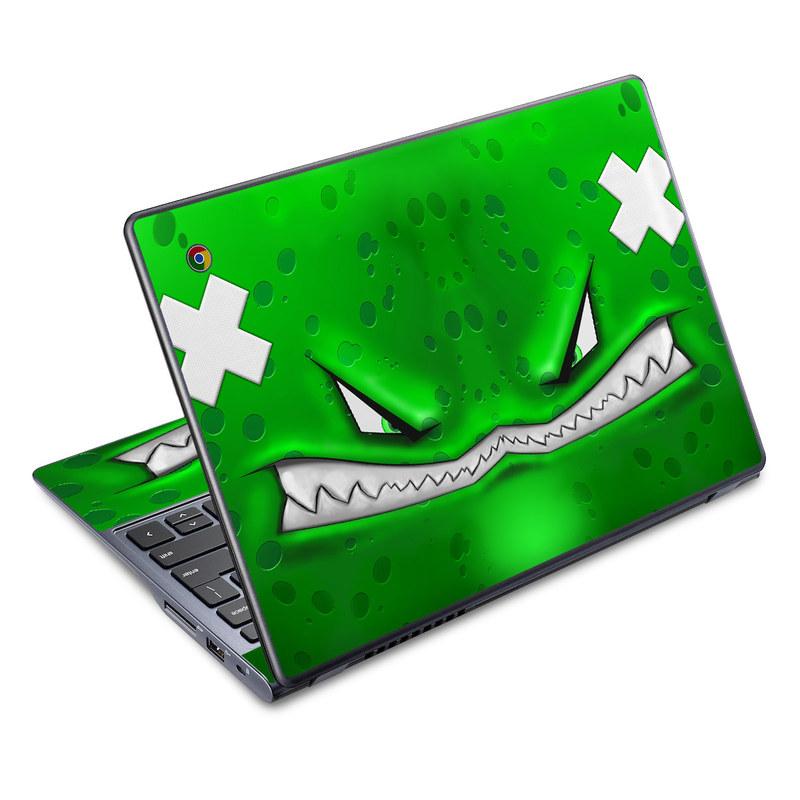 Chunky Acer C720 Chromebook Skin